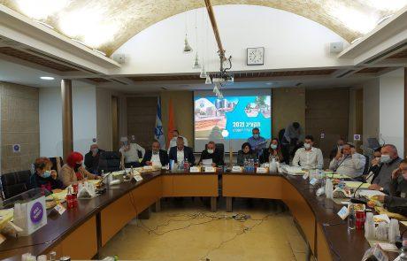 הערב: מועצת העיר מתכנסת, שמעוני סיים דרכו