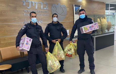 לא רק שוטרים: יחידת יואב בברזילי