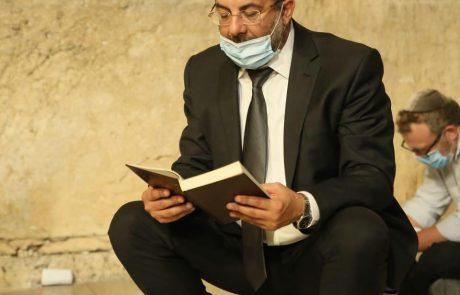 """הרב אביטן: """"מי שילך לבחירות, העם לא יסלח לו"""" 🎥"""