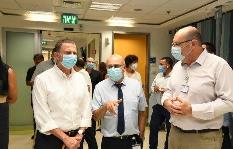 בקריסה: מחלקת קורונה נוספת בברזילי 📸