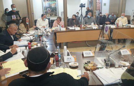 בלט בהיעדרו: מועצת העיר התכנסה ללא שמעוני