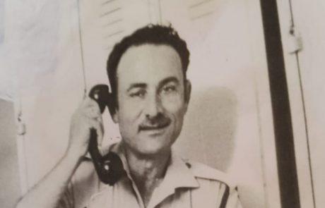 ברוך דיין האמת: גדעון רובין הלך לעולמו 📸